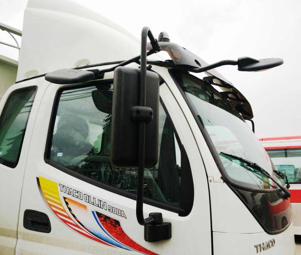Giá xe tải ollin 9 tấn trường hải mới nâng tải 2017 ở hà nội