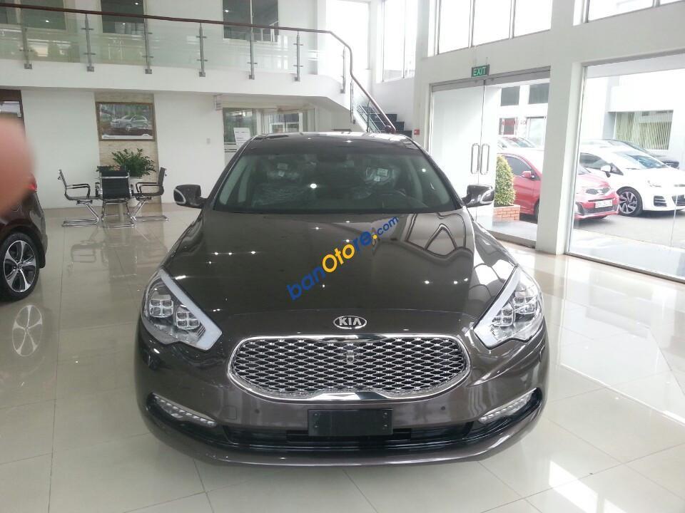 Đồng Nai bán Quoris (K9) nhập khẩu nguyên chiếc, chỉ 830tr có xe giao ngay, còn hỗ trợ giá