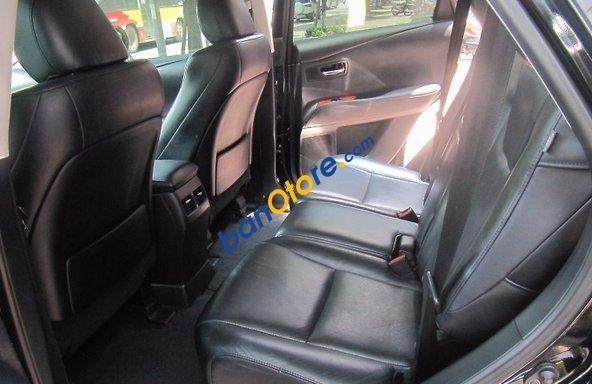 Cần bán Lexus RX 350 đời 2009, màu đen