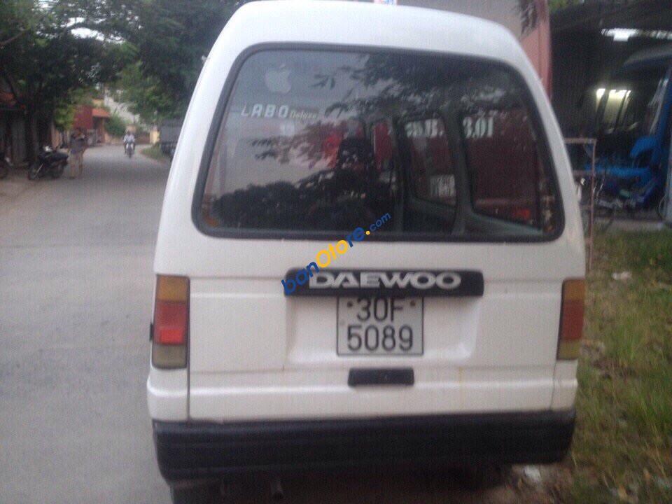 Cần bán gấp Daewoo Damas năm sản xuất 1994, màu trắng