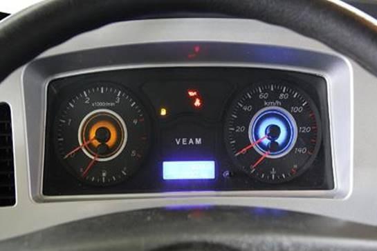 Xe Veam VT252-1 2,5 tấn mới hot động cơ Hyundai Mạnh Mẽ