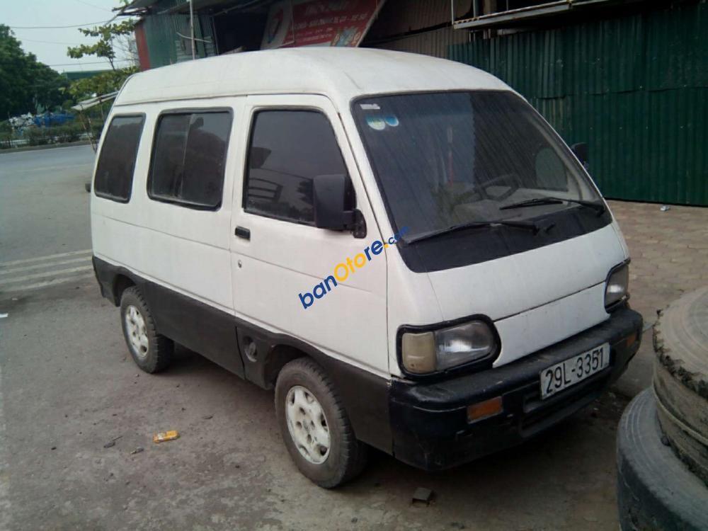 Cần bán gấp Daewoo Damas năm 2002, màu trắng