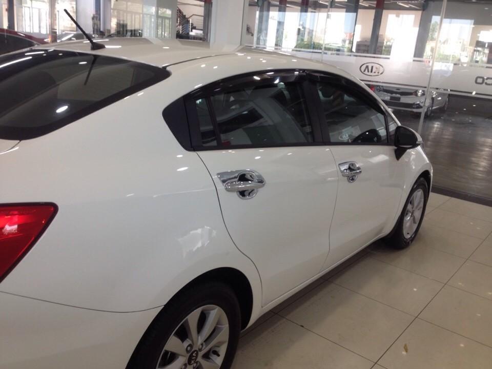 Bán ô tô Kia Rio xe nhập khẩu nguyên chiếc chất lượng Châu Âu