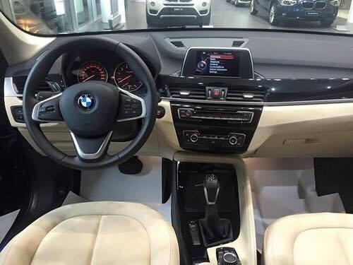 Bán ô tô BMW X1 2017, màu đen, nhập khẩu nguyên chiếc, ưu đãi lớn