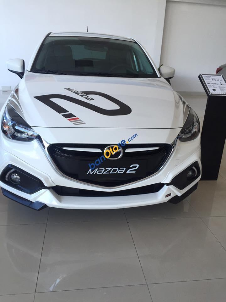 Bán Mazda 2 2018- Mazda Vũng Tàu - giá tốt nhất - hỗ trợ vay - giao xe ngay - nhiều quà tặng