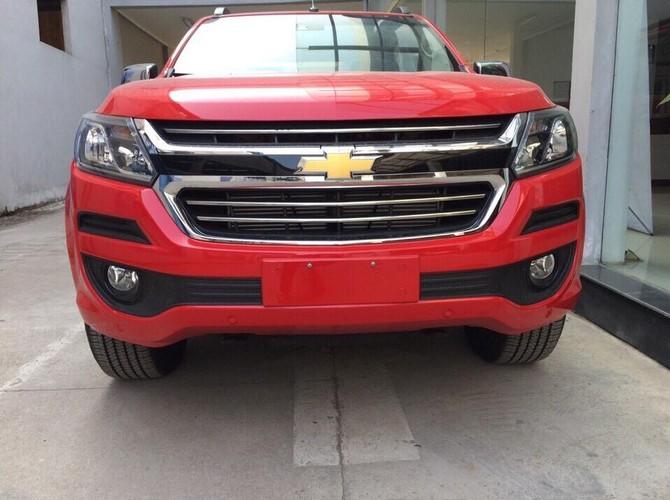 [HOT]: Chevrolet Colorado 2017: Giảm giá trực tiếp + Gói phụ kiện chính hãng