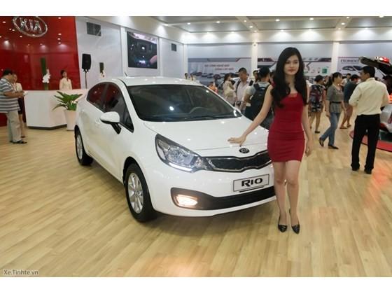 Kia Rio xe nhập khẩu Hàn Quốc chất lượng châu âu mới 100% giá chỉ từ 299 tr