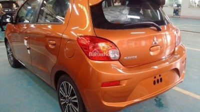 Cần bán xe Mitsubishi Mirage đời 2018, nhập khẩu nguyên chiếc giá cạnh tranh