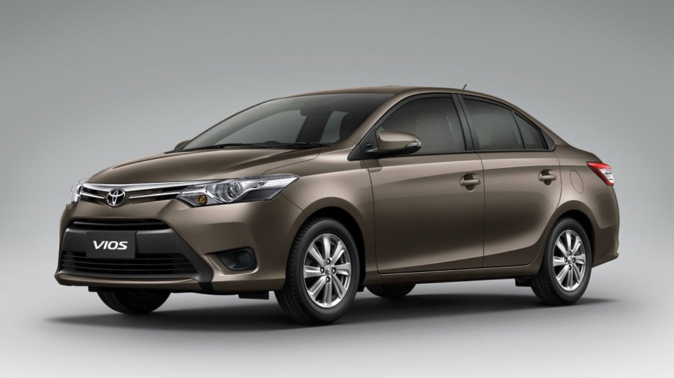 Toyota Vios 2016 là mẫu xe bán chạy nhất của Toyota nói riêng và toàn thị trường nói chung.