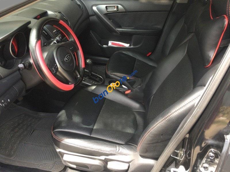 Cần bán gấp Kia Forte SLi đời 2009, màu đen, nhập khẩu nguyên chiếc