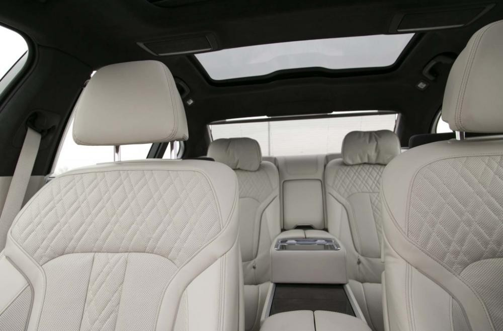 Bán xe BMW 7 Series 740Li G12 đời 2016, màu đen, nhập khẩu chính hãng