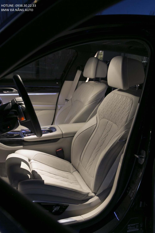 BMW 7 series 2017. Sang trọng và đẳng cấp từ nước Đức