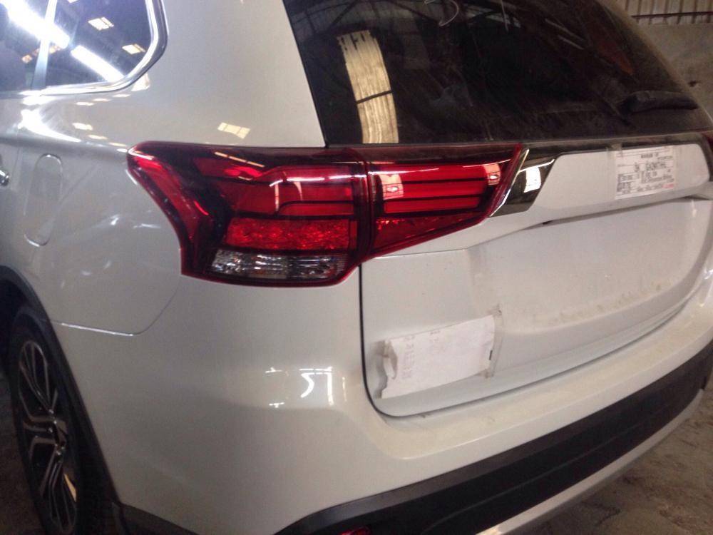 Bán ô tô Mitsubishi Outlander, màu trắng, nhập khẩu nguyên chiếc, 807tr LH: 0931911444 giá rẻ cho mọi nhà