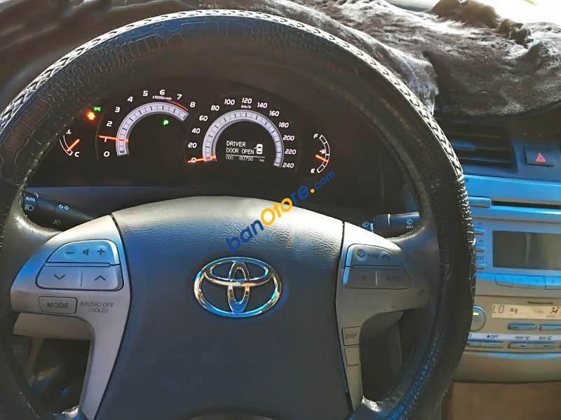 Bán Toyota Camry 2.4G đời 2007, màu đen, 680tr
