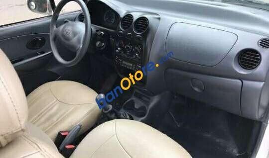 Chính chủ bán Daewoo Matiz SE đời 2007, màu trắng