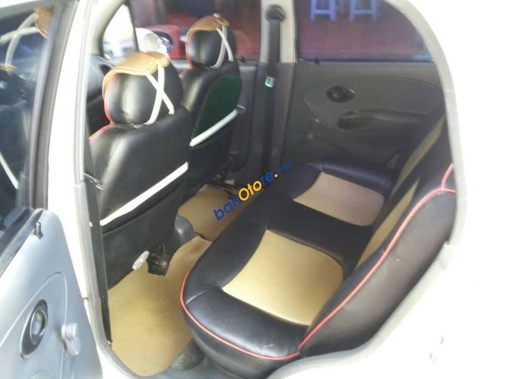 Cần bán gấp Daewoo Matiz SE đời 2007, 105tr
