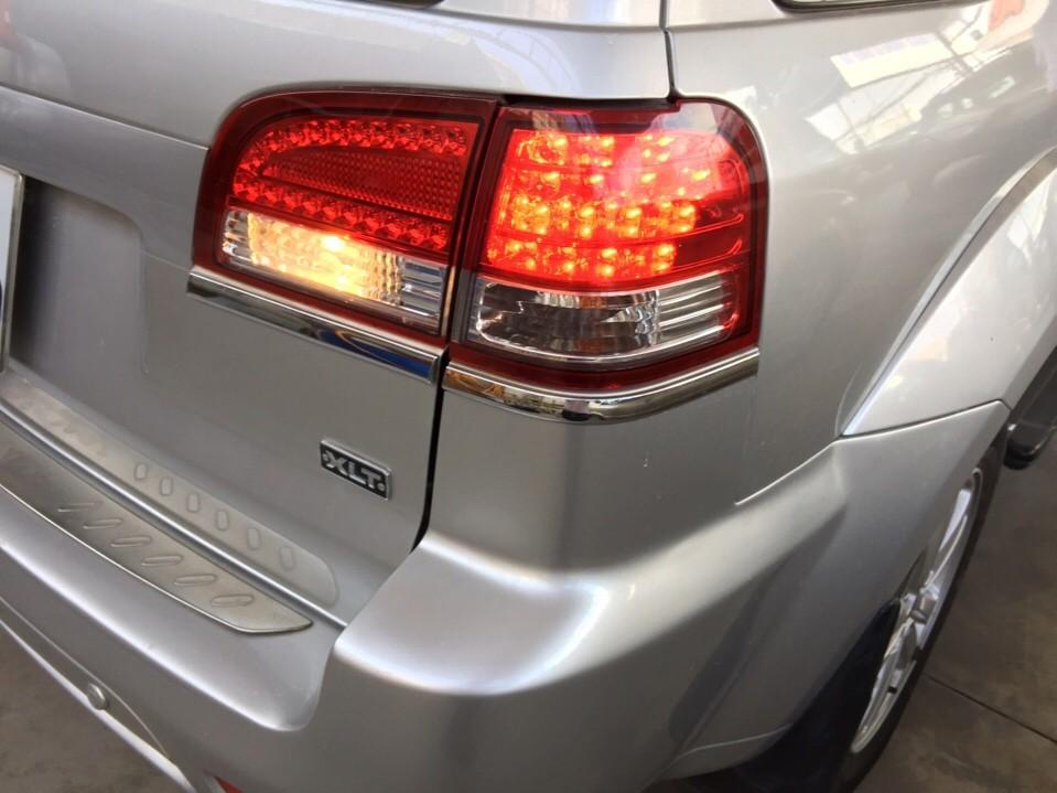 Bán Ford Escape XLT cao cấp 2009, màu bạc