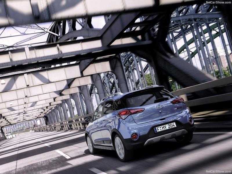 Xe Hyundai I20 Active 2017 | giá cạnh tranh tại TPHCM |xe nhập|đủ màu