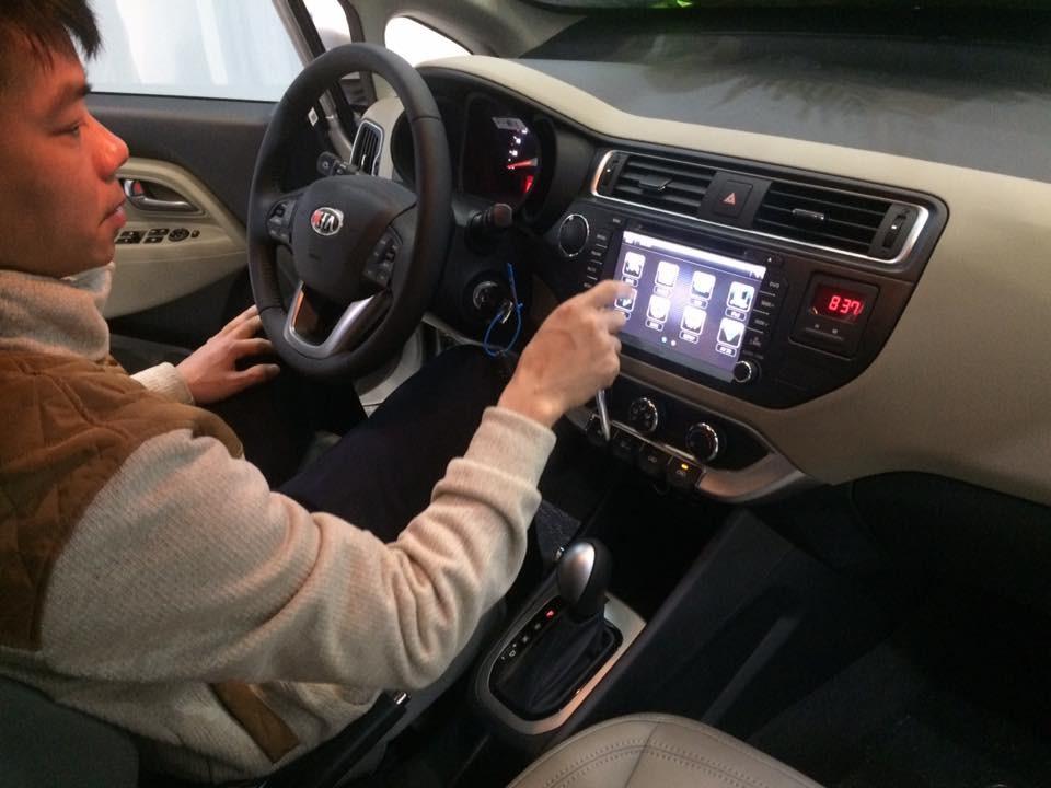 Kia Bắc Giang bán Kia Rio nhập khẩu giá rẻ, trả góp chỉ với 150tr có ngay ô tô
