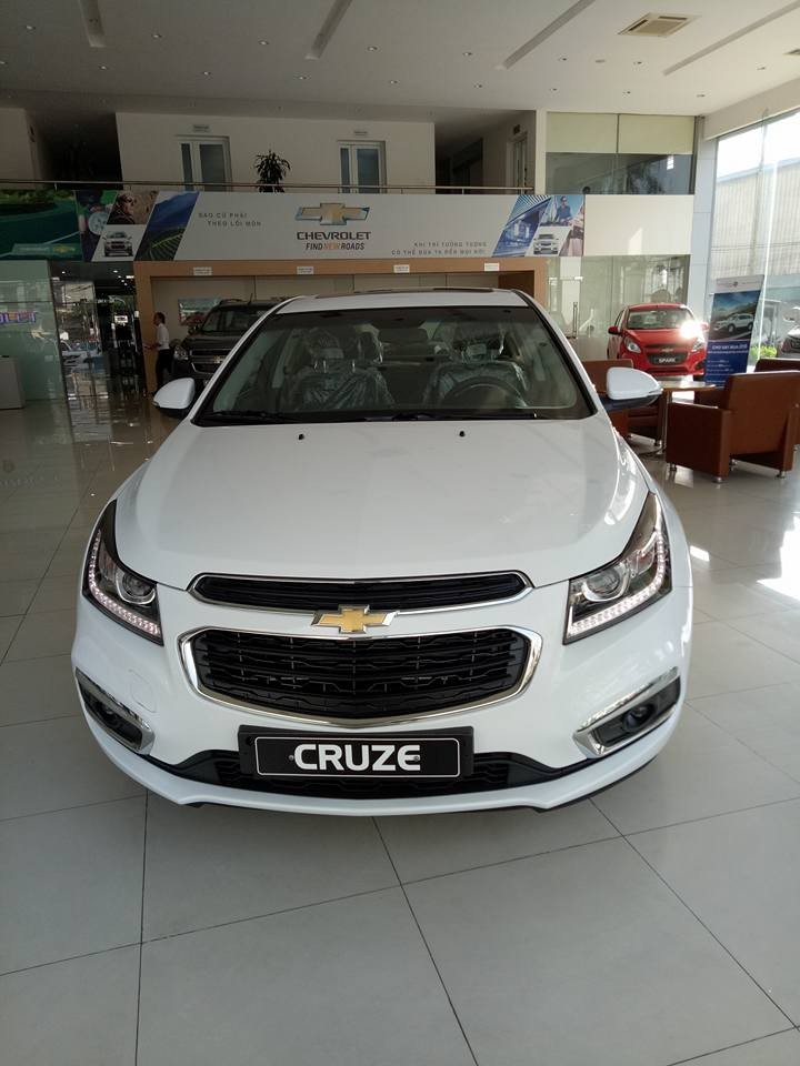 Bán Chevrolet Cruze 2017 nguyên bản