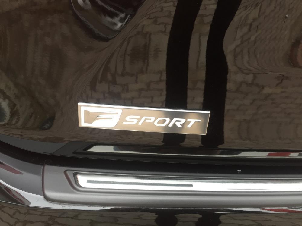 Bán ô tô Lexus RX350 Sport đời 2016, màu đen, xe nhập