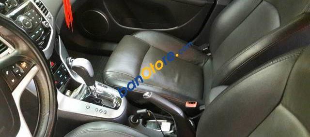 Xe Daewoo Lacetti CDX sản xuất năm 2009, màu đen chính chủ