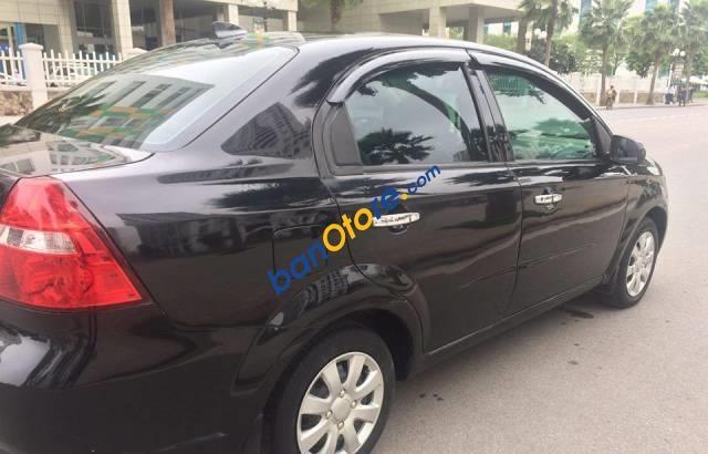 Bán ô tô Daewoo Gentra năm 2009, màu đen chính chủ