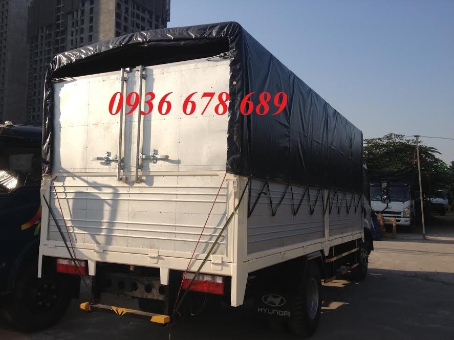 Faw 6,95 tấn / thùng dài 5,1M / cabin đẹp / 2016