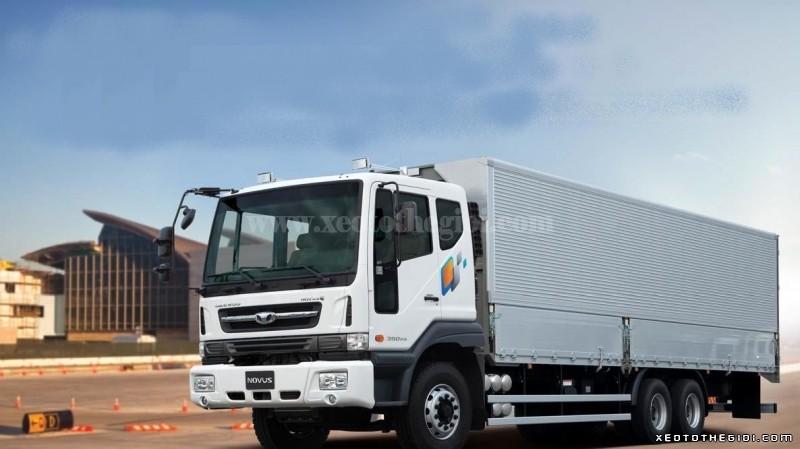 Xe tải Daewoo F8CEF, xe tải 8 tấn Daewoo F8CEF