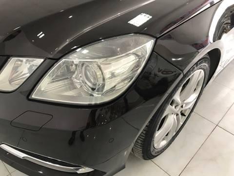 Mercedes Benz E250 2010