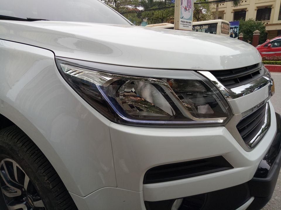 Bán Chevrolet Colorado 2017, màu trắng, nhập khẩu chính hãng
