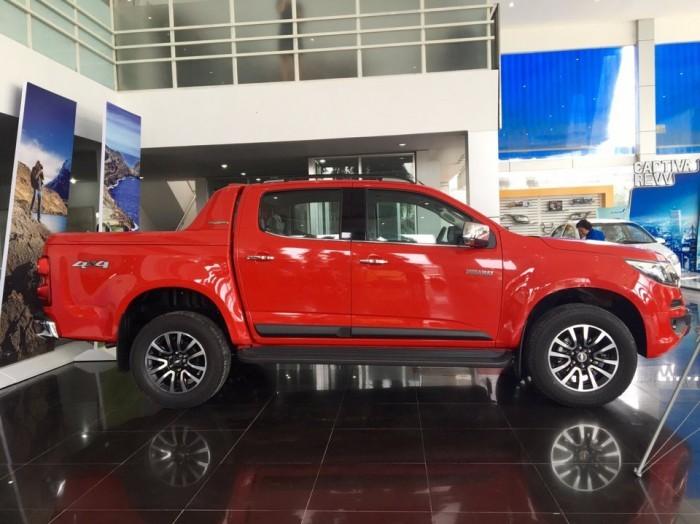 Cần bán xe Chevrolet Colorado 2017, màu đỏ, nhập khẩu