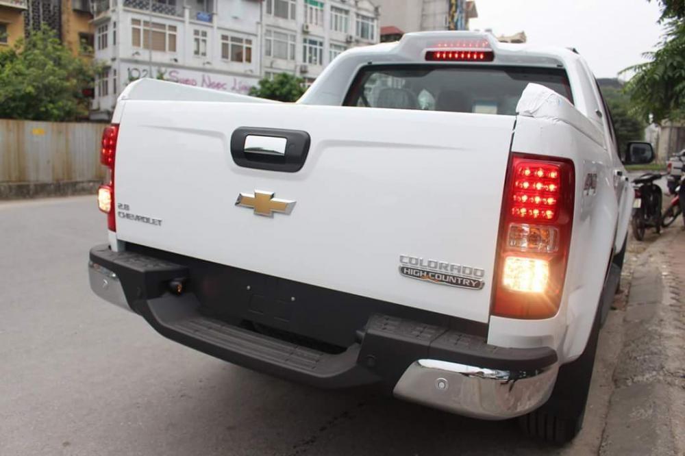 Bán ô tô Chevrolet Colorado 2017, xe nhập, ƯU ĐÃI LÊN ĐẾN 70 TRIỆU THÁNG 5, HỖ TRỢ TRẢ GÓP. GIÁ TỐT LH 0962951192