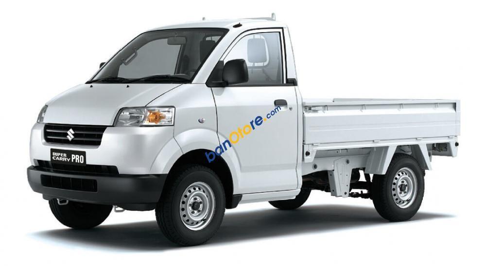 Bán Suzuki Super Carry Pro năm 2016, màu trắng, nhập khẩu nguyên chiếc