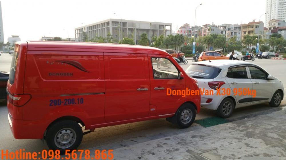 Ông vua mới của dòng bán tải: Dongben 2 chỗ 950kg và 5 chỗ 650kg, tiêu chuẩn khí thải Euro 4