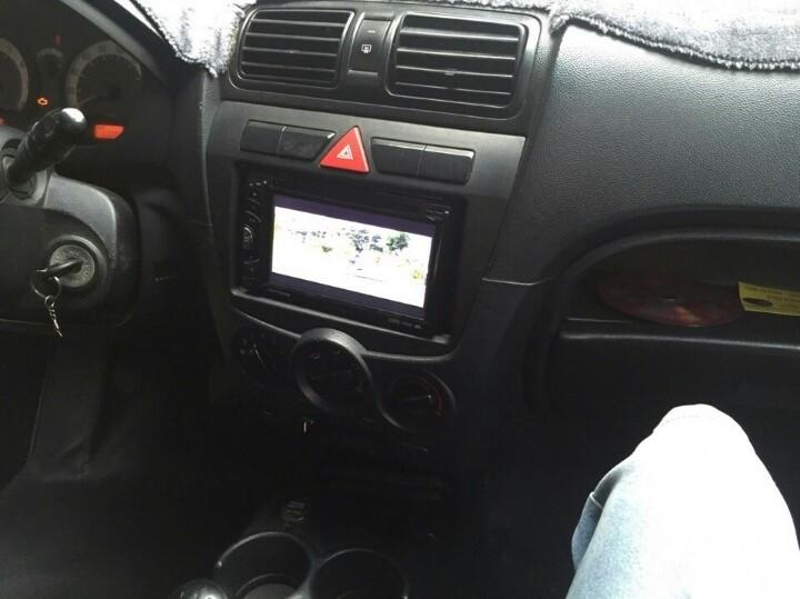 Xe Kia Morning  đời 2009, màu bạc