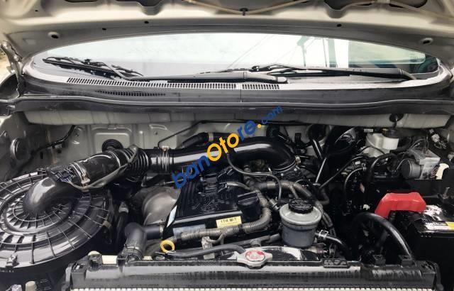 Xe Toyota Innova G đời 2007, màu bạc