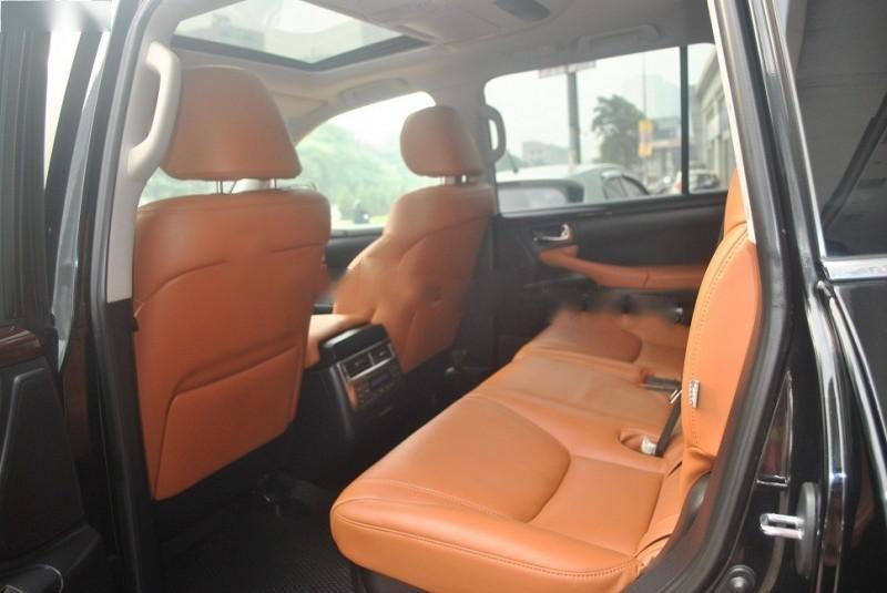 Cần bán Lexus LX 570 sản xuất 2011, màu đen, xe nhập