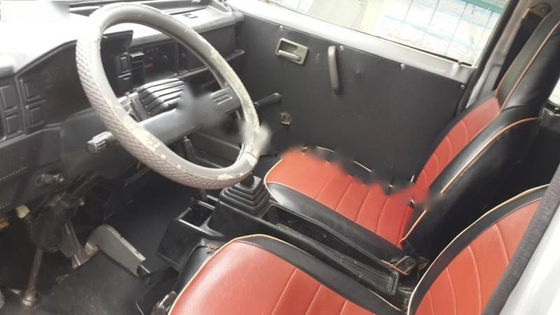 Bán xe cũ Suzuki Carry đời 1999, màu bạc