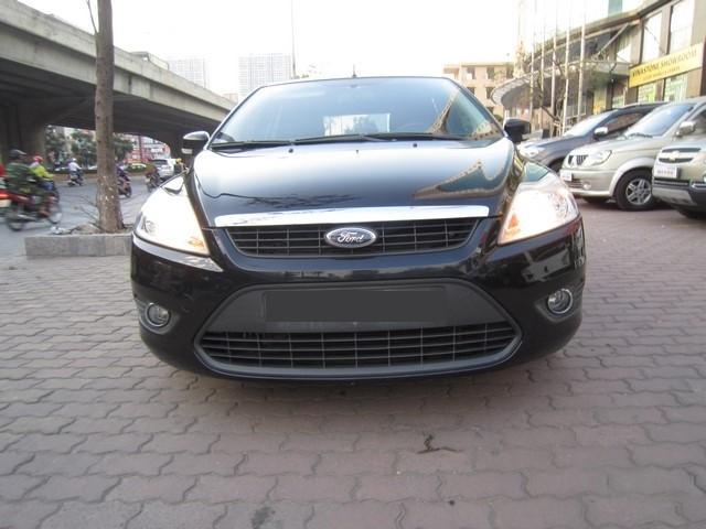 Cần bán gấp Ford Focus 2012, màu đen, giá tốt