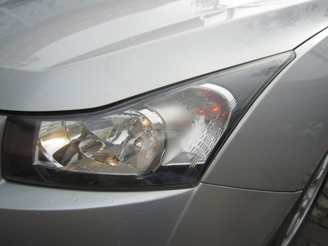Xe Chevrolet Cruze 2013, màu bạc, 419 triệu