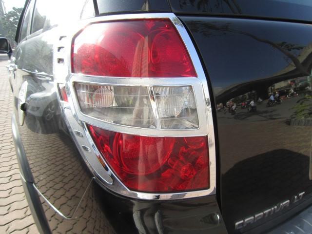 Cần bán Chevrolet Captiva 2008, màu đen