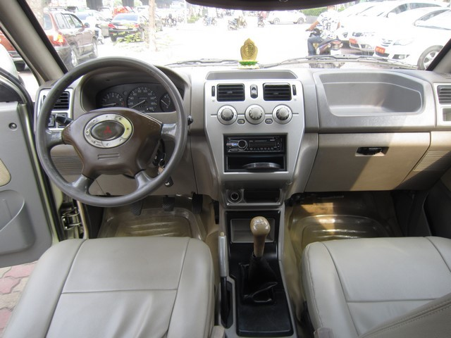Xe Mitsubishi Jolie 2007, màu vàng