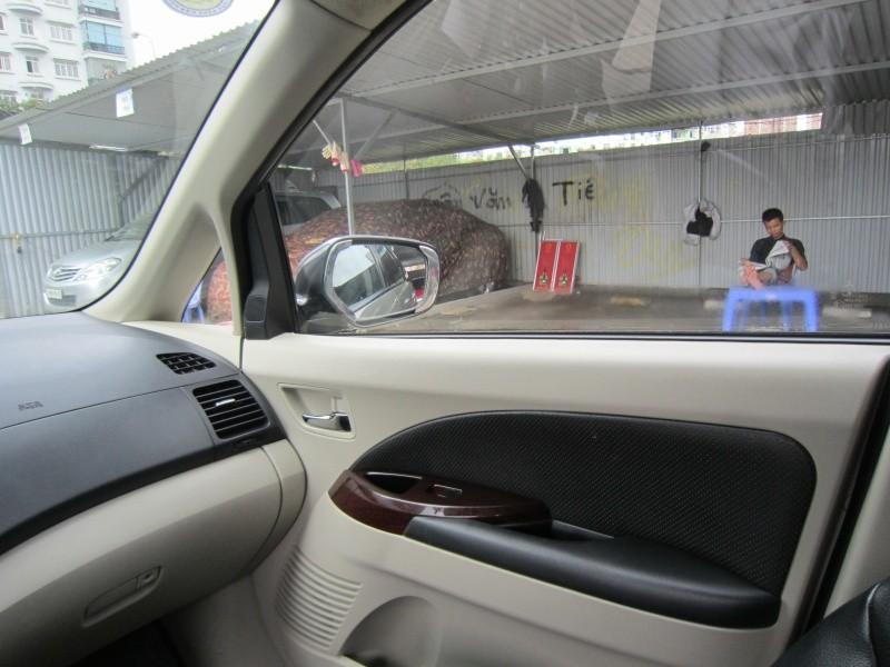 Xe Mitsubishi Grandis 2009, màu vàng, 600tr