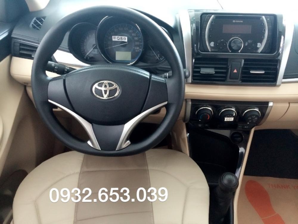 Toyota Vios 2017 - Xe giao ngay - Có đủ màu - Hỗ trợ tài chính 85%