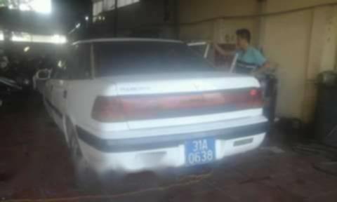 Bán Daewoo Espero sản xuất 1996, màu trắng