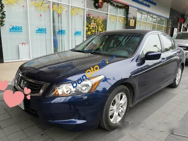 Bán Honda Accord 2.4AT năm 2007, nhập khẩu đã đi 39.000km