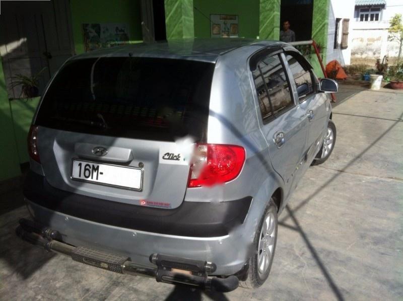 Gia đình tôi cần bán xe Hyundai Click 2008, nhập khẩu, số tự động