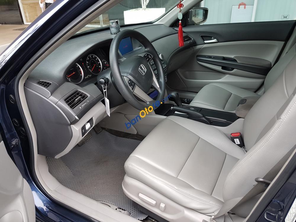 Bán Honda Accord 2.4AT năm 2007, màu xanh, nhập khẩu