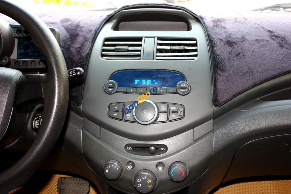 Bán Chevrolet Spark Van 1.0AT năm sản xuất 2012, màu trắng, Nhập khẩu Hàn Quốc